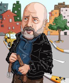 37 Fiction Characters Illustration Ideas - New Comedy Clips, Famous Cartoons, Character Illustration, Caricature, Watercolor Art, Pop Art, Graffiti, Cinema, Wallpaper