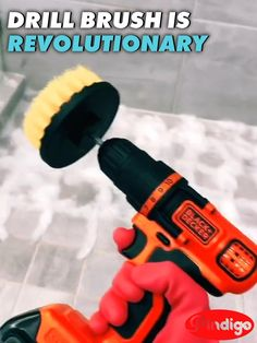 Car Cleaning Hacks, House Cleaning Tips, Spring Clean Up, Drill Brush, Hand Scrub, Cool Gadgets To Buy, Diy Home Repair, Diy Home Improvement, Cool Tools