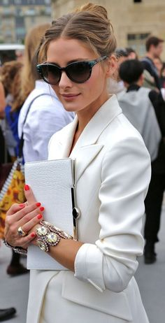 Olivia Palermo Street Style Inspiration & More Details That Make the Difference