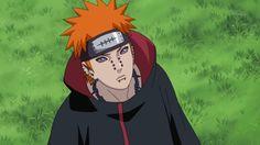 Yahiko as one of Pains bodys. I like him =)