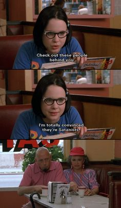 Aw, Ghost World
