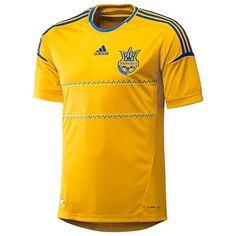adidas Ukraine Home Jersey