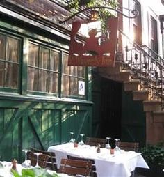 The Waverly Inn reservations in New York, NY |16 Bank St (at Waverly Pl), New York, NY