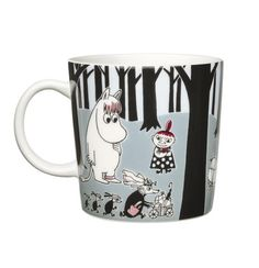 Latest Moomin Mug....Adventure Move