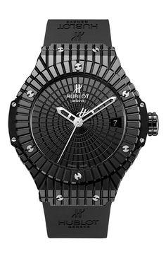Hublot Big Bang 41MM Black Caviar Mens Watch 346.CX.1800.RX