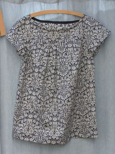 "simplicity 2147 in liberty ""theberton"" by nicky austin, via flickr"