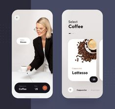 Use and tag us 🖥 designed b ui mobile design, app design 및 u Ui Design Mobile, Mobile Application Design, Ux Design, Flat Design, Layout Design, Graphic Design, Design Thinking, App Design Inspiration, Daily Inspiration