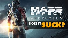 FarCry 5 Gamer  #Mass #Effect Andromeda: DOES IT SUCK? - The Know #Game #News   #Reviews are in for #Mass #Effect #Andromeda, following early impressions over the last week that have revealed all kinds of glitches and bugs. Are the #gameplay and story enough to counteract the rough edges or DOES IT SUCK?  Linkdump:   Written By: Brian Gaar Edited By: Kdin Jenzen Hosted By: Ashley Jenkins and Gus Sorola  Get More #News ALL THE TIME:    Follow The Know on Twitter:  Follow The K