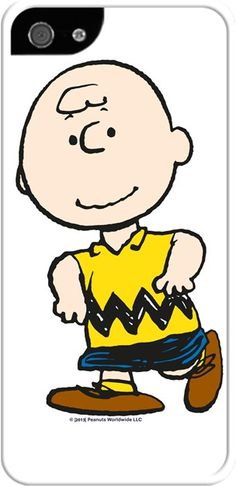 Charlie Brown - Kendin Tasarla - İphone 5/5S Kılıfları