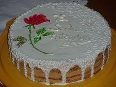 Orah torta s kraljevskom glazurom
