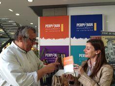 Échange de bons procédés littéraires, dans la bonne humeur, avec le grand Gildas GIRODEAU, what else? #MEC