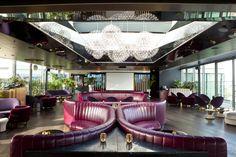mondrian london lounge - Google Search