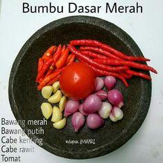 Easy Cooking, Cooking Recipes, Sambal Recipe, Asian Recipes, Healthy Recipes, Malay Food, Indonesian Cuisine, Malaysian Food, Masala Recipe