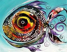 de j vincent scarpace Big Fish, Mixed Media Art, Art Museum, Modern Art, Artists, Art Prints, Drawings, Year 8, Painting