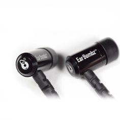 MultiSonus Audio Ear Bombz EB Pro In-Ear Monitors - Black