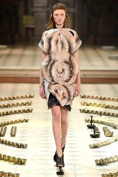 Iris Van Herpen Haute Couture.