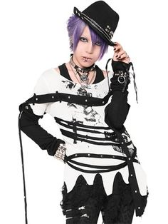 S.P.STUDS BELT Hat / See more at http://www.cdjapan.co.jp/apparel/new_arrival.html?brand=SPT #punk #visualkei