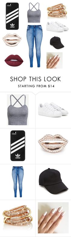 """""""Chick"""" by monkeysrlife ❤ liked on Polyvore featuring interior, interiors, interior design, home, home decor, interior decorating, adidas, City Chic, rag & bone and SPINELLI KILCOLLIN"""