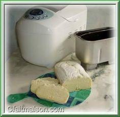 La MàP Quigg. Brioche Sans Gluten, Bread Maker Machine