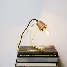 Wattman Lamp - The ICONIST