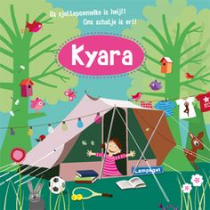 Kyara's kaartje