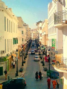 20 pictures of tetouan city - morocco