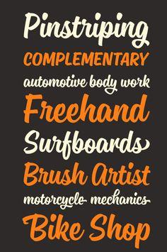 Sanelma typeface by Mika Melvas, via Behance