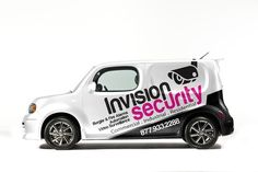 Auto • Nissan NV, Invision Security                                                                                                                                                                                 Mehr
