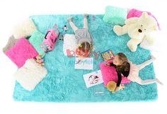 Dětský plyšový koberec Azuro obr.2