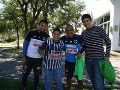 T.f. Pako Ortega Suazo nos mandó su foto en Facebook. ¡Gracias por sentir los colores  #EnLaVidayEnLaCancha!