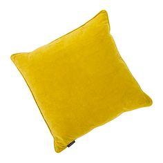 Kremmerhuset Throw Pillows, Yellow, Bed, Toss Pillows, Cushions, Stream Bed, Decorative Pillows, Beds, Decor Pillows
