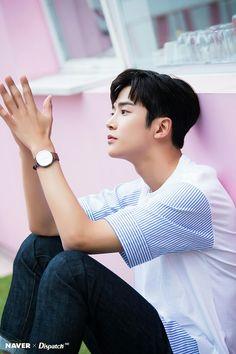 ©️Naver x Dispatch Joon Hyuk, Sexy Asian Men, Sf 9, Boy Idols, Handsome Boys, Korean Actors, Korean Drama, Dancer, Fantasy