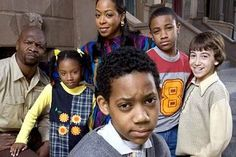 Everybody Hates Chris - breakfast time watching