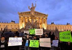 Αυστρία: Τέλος στην εξωτερική χρηματοδότηση μουσουλμανικών οργανώσεων ~ Geopolitics & Daily News