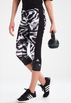 ac29bb6fe adidas Performance Rybaczki sportowe    legginsy na trening i fitness Sports  Trousers