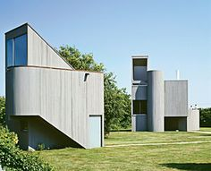 This house and studio on Long Island for his parents set Charles Gwathmey on the path to success