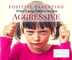 » Discipline When Young Children Become Aggressive  positive parenting tips for toddlers and preschoolers