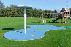 do it yourself splash pad!!
