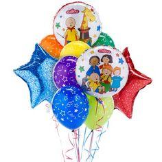 Caillou Balloons!