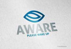 Ihr EXKLUSIVES Logo Auge Bewusstsein