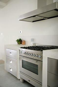 Still the French kitchen