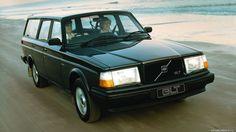 Volvo 240 - British