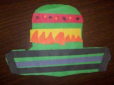 Squish Preschool Ideas: Cinco De Mayo Fun!