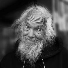 Wonderful Black-and-white Portraits of the People at the Margins Seen On www.coolpicturegallery.net