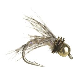 Montana Fly Company Anderson's Bird of Prey 6-Pack Tan 2x12/2x14/2x16