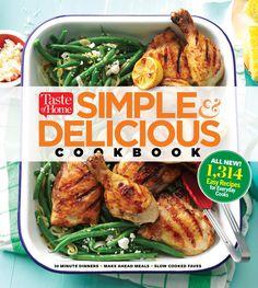 Simple & Delicious Cookbook Binder