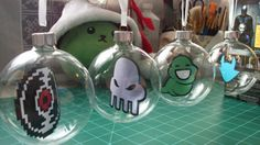Homestuck Christmas Ornaments!