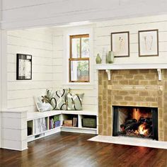 Photo: Casey Dunn | thisoldhouse.com | from Sitting Pretty With Window Seats
