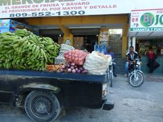 Fruit Truck, Dominican Republic