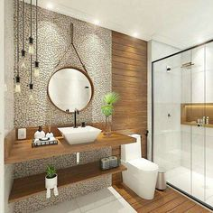 50 beautiful bathroom decor and design ideas- 50 schöne Badezimmer Dekor und Design-Ideen 50 Beautiful Bathroom Decor and Design Ideas – Trend Hairstyles Narrow Bathroom, Bathroom Layout, Modern Bathroom Design, Bathroom Interior Design, Master Bathroom, Bathroom Ideas, Bathroom Storage, Bathroom Cabinets, Toilet And Bathroom Design